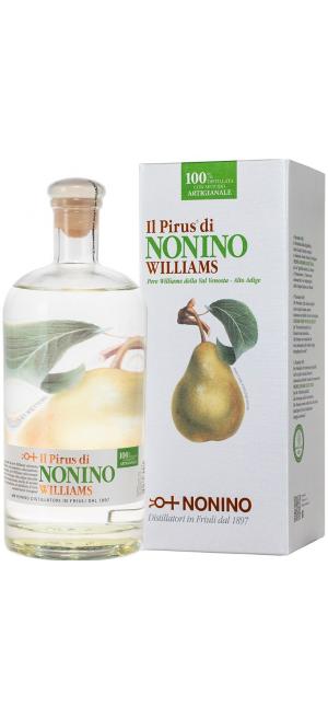 Граппа Il Pirus di Nonino, gift box, 0.7 л