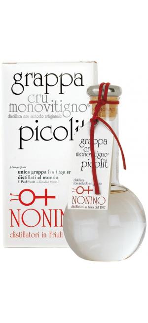 Граппа Grappa Nonino Cru Monovitigno Picolit, gift box, 0.5 л