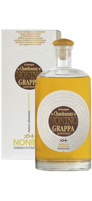 Граппа Lo Chardonnay di Nonino in Barriques Monovitigno, gift box, 0.7 л