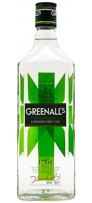 "Джин ""Greenall's"" Original London Dry, 0.7 л"