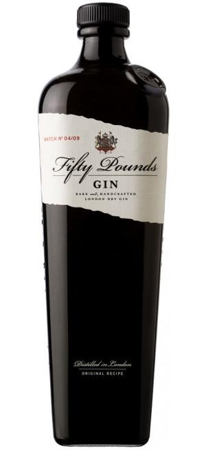 "Джин ""Fifty Pounds"", 0.7 л"