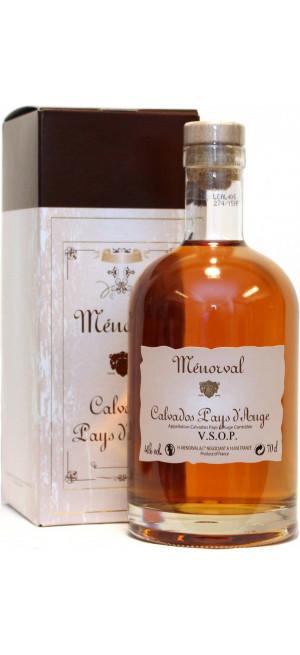 "Кальвадос ""Menorval"" Pays d'Auge VSOP, Calvados AOC, gift box, 0.7 л"