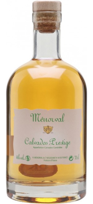 "Кальвадос ""Menorval"" Prestige, Calvados AOC, 0.7 л"