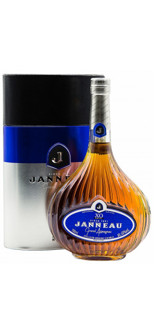 "Арманьяк Armagnac Janneau XO ""Royal"", gift box, 0.7 л"