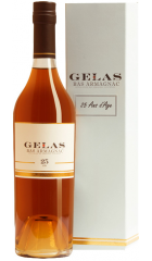 """Арманьяк Gelas, """"Bas Armagnac"""", 25 ans, gift box, 0.7 л"""