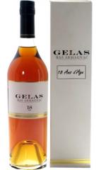 Арманьяк Gelas, Bas Armagnac 18 ans, gift box, 0.7 л