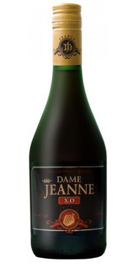 "Бренди ""Dame Jeanne"" XO, 0.5 л"