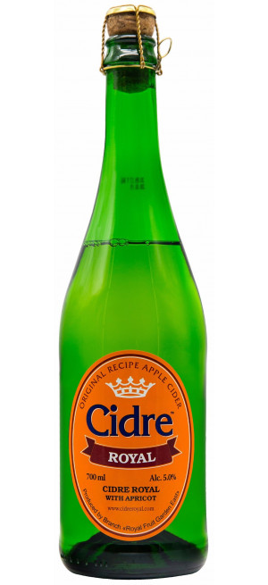 "Сидр ""Cidre Royal"" with Apricot, 0.7 л"