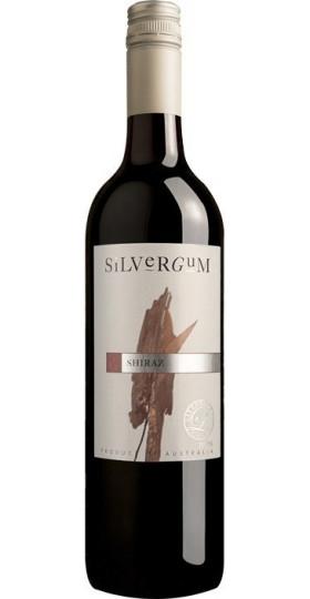 "Вино ""SilverGum"" Shiraz, 2018, 0.75 л"