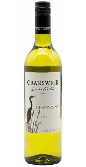 """Вино Cranswick, """"Lakefield"""" Chardonnay, 2015, 0.75 л"""