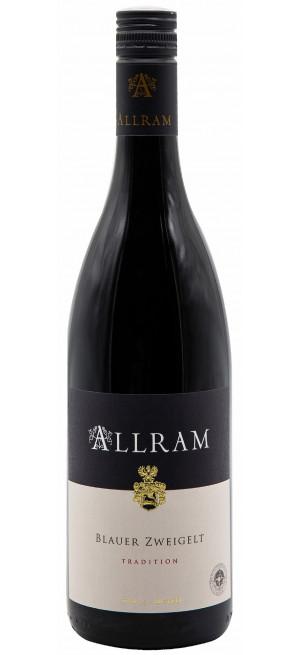 Вино Allram, Blauer Zweigelt Tradition