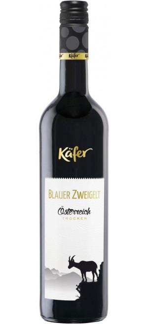 "Вино ""Kafer"" Blauer Zweigelt"