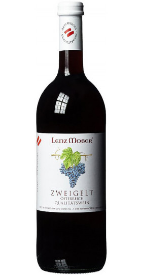 """Вино Lenz Moser, """"Mailberger"""" Blauer Zweigelt, 1 л"""
