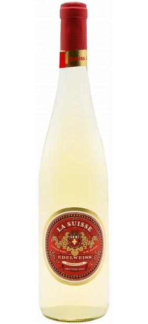 """Вино """"La Suisse"""" Edelweiss Chasselas VdP"""