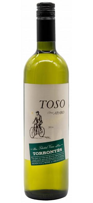 """Вино """"Toso"""" Torrontes, 2014"""