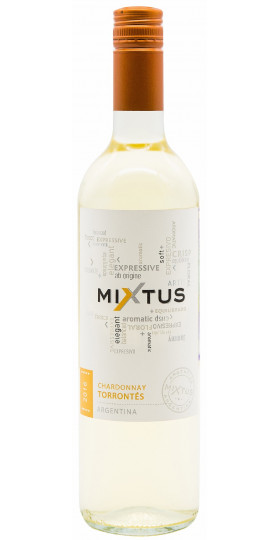 "Вино Trivento, ""Mixtus"" Chardonnay Torrontes, 2016"