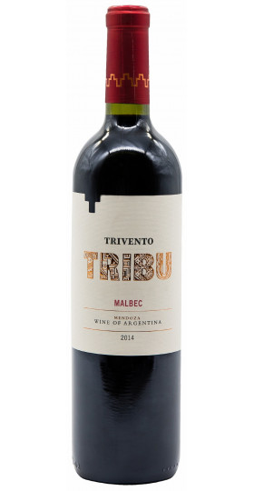 "Вино Trivento, ""Tribu"" Malbec, 2014"