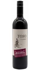 "Вино ""Toso"" Malbec Bonarda, 2014"