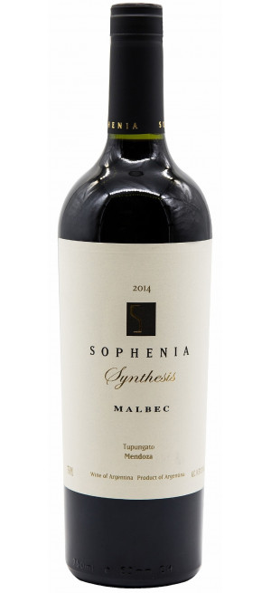 "Вино Sophenia, ""Synthesis"" Malbec, 2014, 0.75 л"