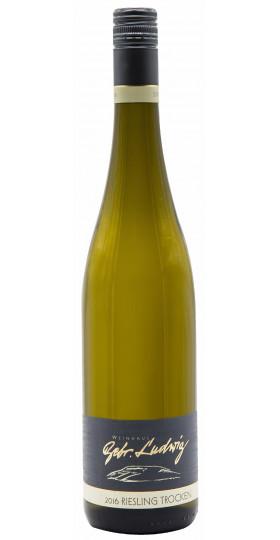 Вино Gebruder Ludwig, Riesling Ritsch Trocken