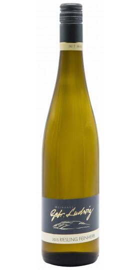 Вино Gebruder Ludwig, Riesling, 2013