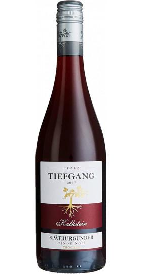 Вино Tiefgang, Spatburgunder Kalkstein, 2017, 0.75 л