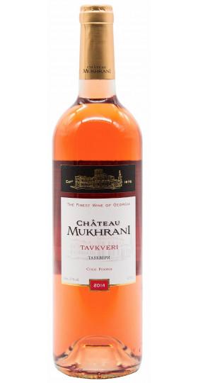Вино Chateau Mukhrani, Tavkveri
