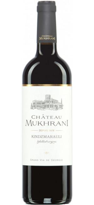 Вино Chateau Mukhrani, Kindzmarauli AOC, 2017, 0.75 л