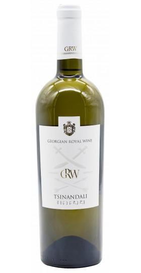 """Вино """"Chateau GRW"""" Tsinandali, 2014"""