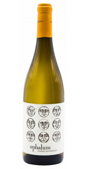 "Вино Paco and Lola, ""Ophalum"", Rias Baixas DO, 2016 0.75 л"