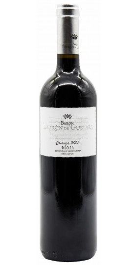 "Вино ""Baron Ladron de Guevara"" Crianza, Rioja DOC, 2014, 0.75 л"