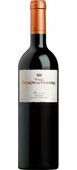 "Вино ""Baron Ladron de Guevara"" Reserva, Rioja DOC, 2012"