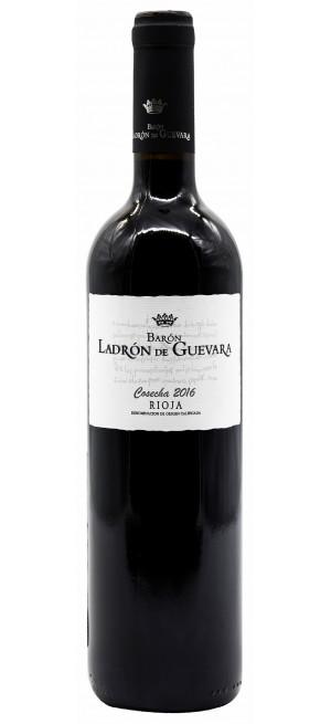 "Вино ""Baron Ladron de Guevara"" Cosecha, Rioja DOC, 2014, 0.75 л"