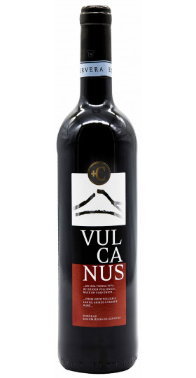 "Вино ""Vulcanus"" Tempranillo"