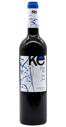 """Вино """"Ke"""" Monastrell Syrah, 2015, 0.75 л"""