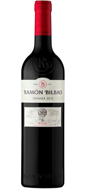 Вино Bodegas Ramon Bilbao, Crianza, Rioja DOC, 2017, 0.75 л
