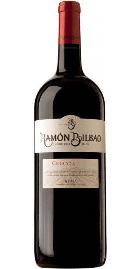 Вино Bodegas Ramon Bilbao, Crianza, Rioja DOC, 2015, 3 л