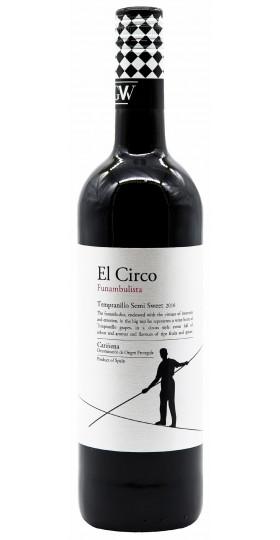 "Вино ""El Circo"" Funambulista, Carinena DO, 0.75 л"