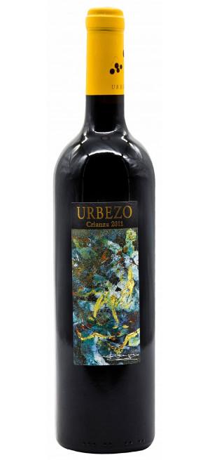 "Вино ""Urbezo"" Crianza, Carinena DO, 2011"