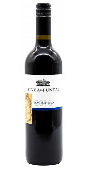 "Вино ""Finca el Puntal"" Tempranillo, 2016"