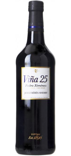 "Херес Lustau, ""Vina 25"" Pedro Ximenez"