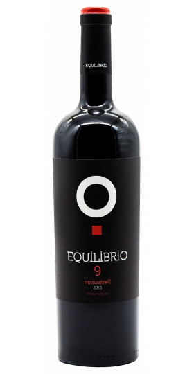 "Вино ""Equilibrio"" 9 Monastrell, Jumilla DO, 2016"