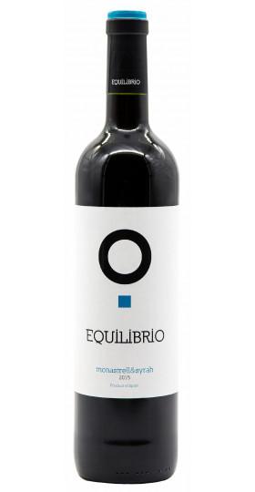 "Вино ""Equilibrio"" Monastrell & Syrah, Jumilla DO, 2016"