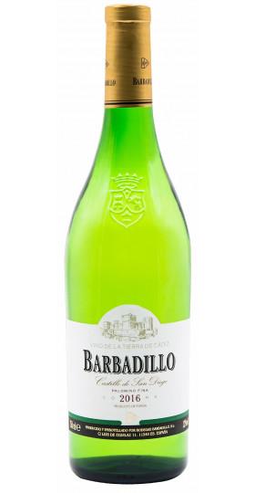 """Вино Barbadillo, """"Castillo de San Diego"""", 0.75 л"""