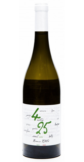 """Вино Piccini, """"4 Volte 25"""" Bianco"""