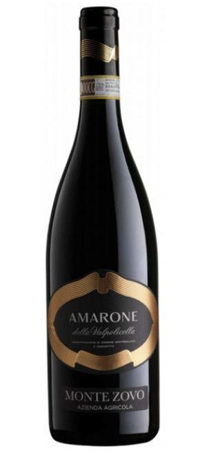 Вино Monte Zovo, Amarone della Valpolicella DOCG, 2013