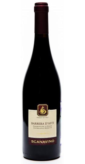 "Вино ""Scanavino"" Barbera d'Asti DOCG"