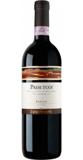 "Вино ""Paesi Tuoi"", Barolo DOCG, 2013, 0.75 л"