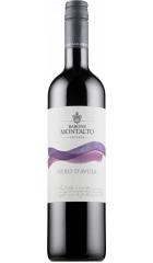 Вино Barone Montalto, Nero d'Avola, Terre Siciliane IGT, 2015