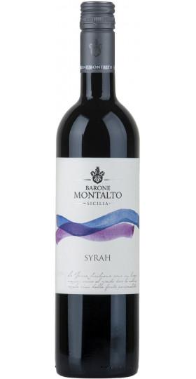 Вино Barone Montalto, Syrah, Terre Siciliane IGT, 2018